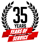 Mower Medic 35 Years of Service South Jordan Utah