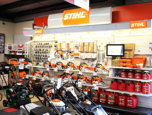 South Jordan Utah Stihl Lawn Mower Equipment and Parts